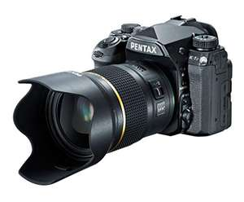 Pentax K-1 Mark II + D FA 50mm F1.4