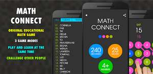 [google play store] Math Connect PRO
