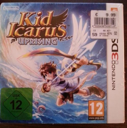 [OFFLINE][ggf. Bundesweit] Kid Icarus Uprising mit Aufsteller für Nintendo 3DS 9,99€ beim Kaufland Aschaffenburg