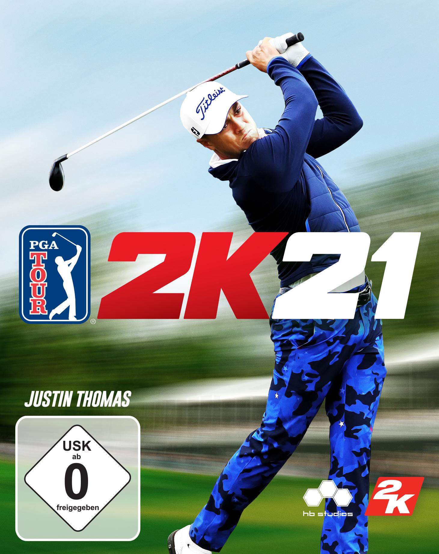 PGA TOUR 2K21 für Xbox reduziert