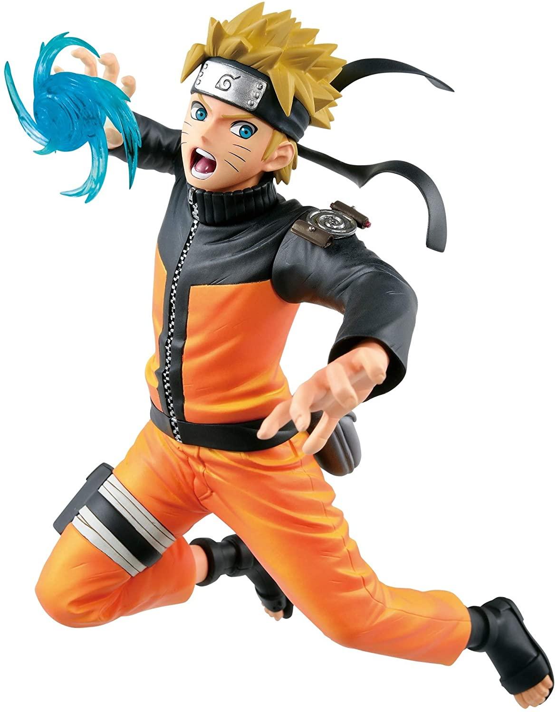Banpresto Naruto Shippuden - Uzumaki Naruto 17cm Figur für 25,73€ (Bandai)