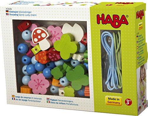 [Prime] HABA Fädelspiel Glücksbringer