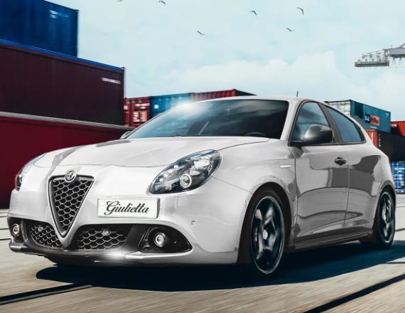 Privatleasing: Alfa Romeo Giulietta 1.4 TB 16V Sportline (sofort verfügbar) für 129€ (eff 149€) monatlich - LF:0,49