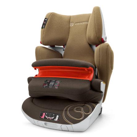 CONCORD Kindersitz Transformer XT Pro Walnut Brown (Alter: 9 Monate bis 12 Jahre, Twinfix System) für 100,09€ @babymarkt