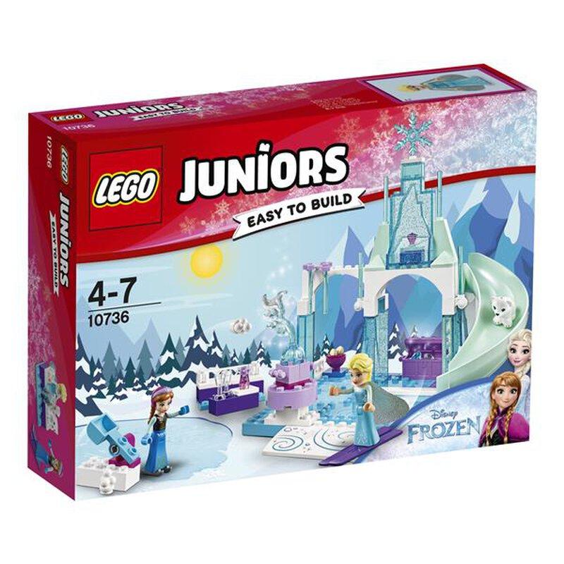 LEGO Juniors - Annas & Elsas Eisspielplatz (10736)