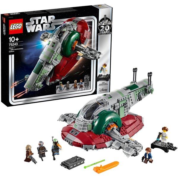 LEGO 75243 Star Wars Slave I – 20 Jahre LEGO Star Wars