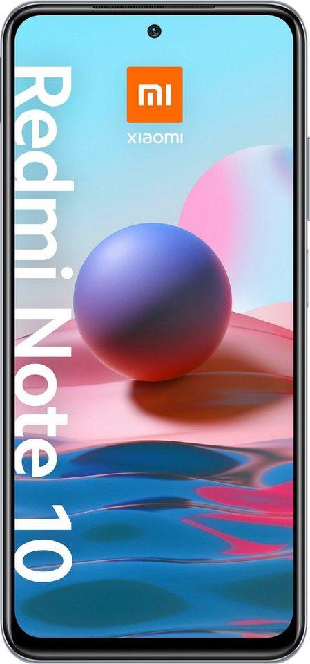 "Redmi Note 10 | 128 GB - Otto Bundle mit Mi Band 5 - (Snapdragon 678, 6.43"" AMOLED, 1100 nits, 5000mAh Akku, 48MP Quad Kamera, 33 W Laden)"