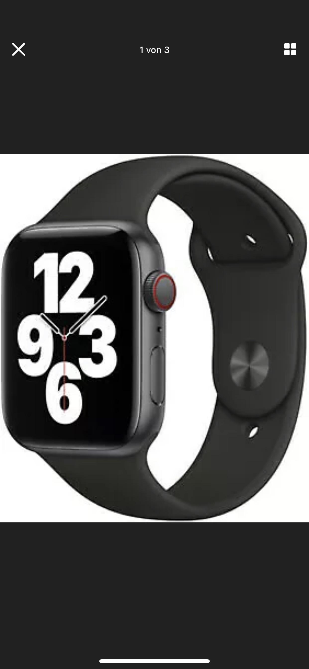 Apple Watch SE 44mm GPS + Cellular Space Grey