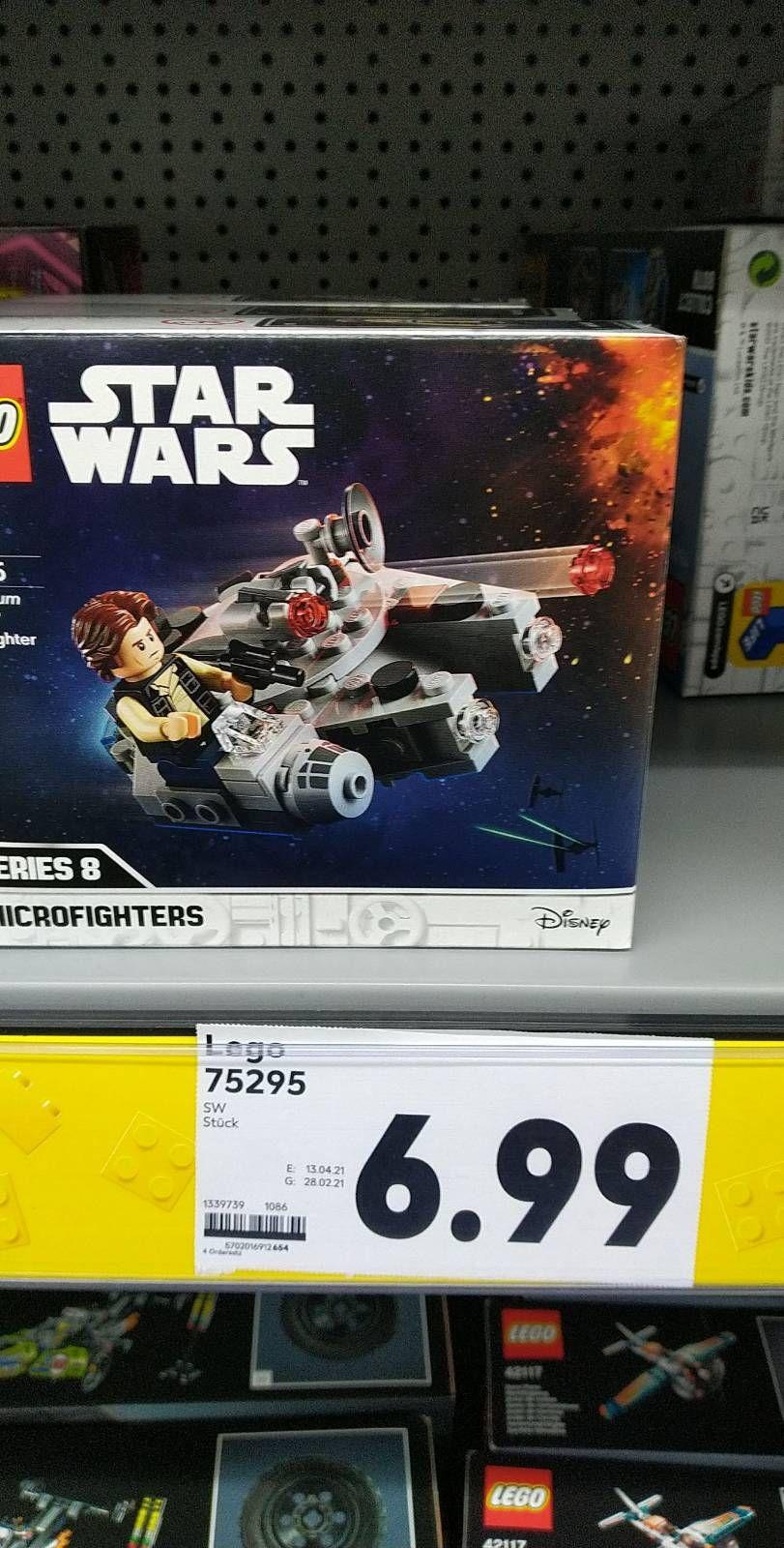 [Lokal] Kaufland Weimar bundesweit? Lego 75295 Millennium Falke Microfighter
