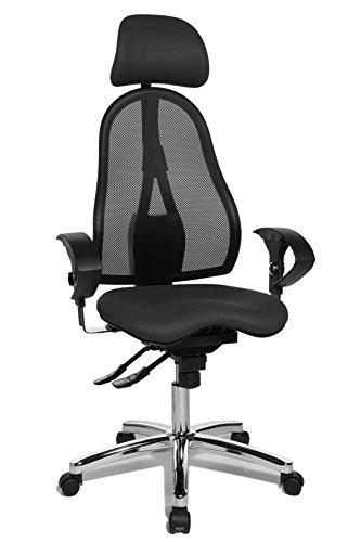 Topstar Sitness 45 anthrazit Bürostuhl / Schreibtischstuhl