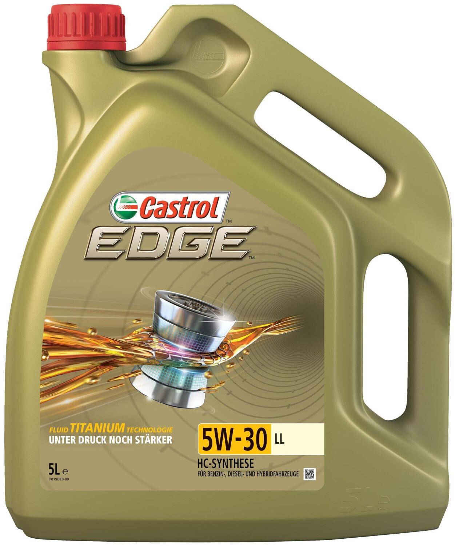 [real] 5+1l Castrol Edge 5W-30 Leichtlauf Öl