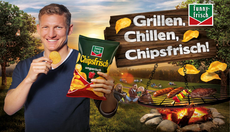 [Kaufland 23.04. - 24.04.21] Funny Frisch Chips verschiedene Sorten im Angebot für 0,85€