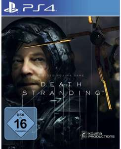 Death Stranding - Standard Edition [PlayStation 4] [Amazon] PS4