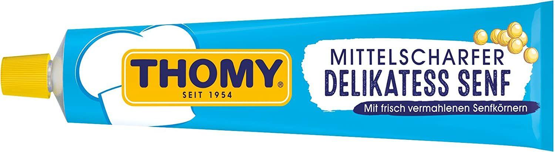 [Kaufland ab 22.04] 2x Thomy Senf 200ml Tube mit Coupon für 0,88€ (Stückpreis = 0,44€)