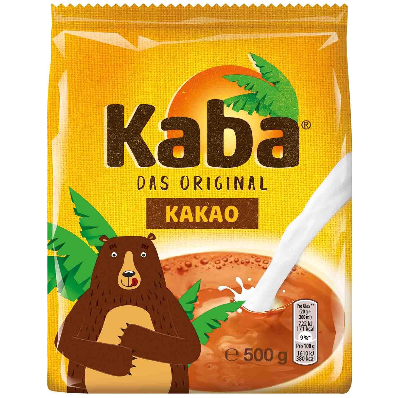 [Kaufland ab 22.04] Kaba Kakaopulver verschiedene Sorten 500g mit Marktguru Cashback für effektiv 0,99€
