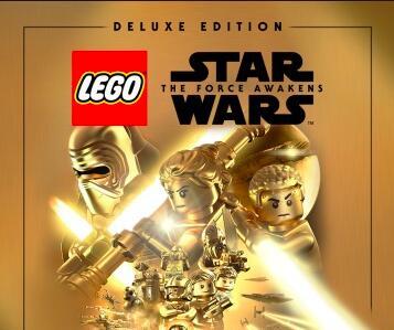 PSN - Lego Star Wars Deluxe Edition (PS4) für 5,03 € im US-Store und für 5,36 € im CA-Store
