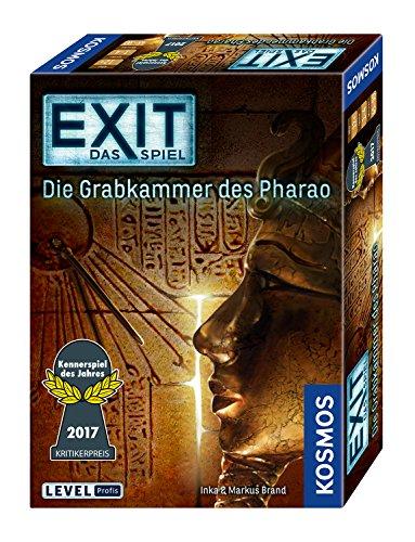 Amazon Prime: Kosmos EXIT Spiel: Die Grabkammer des Pharao