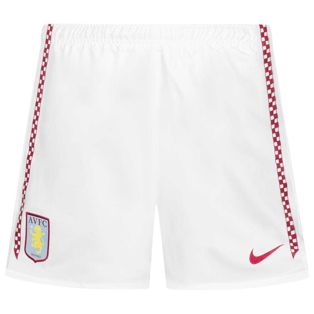 Nike Aston Villa FC Kinder Auswärts Shorts für 2,22€ + 3,95€ VSK (Größe 152 - 158) [SportSpar]