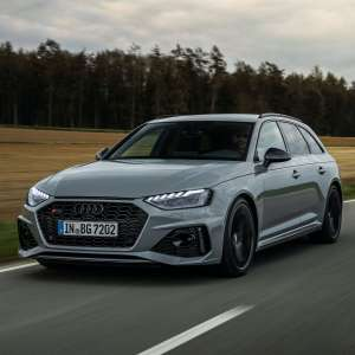 [Gewerbeleasing] Audi RS4 Avant (450 PS) mtl. 499€ + 755€ ÜF (eff. mtl. 515€), LF 0,72, GF 0,74, 48 Monate