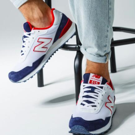 New Balance ML515 Sneakers in 4 verschiedenen Farben (bis Größe 47)