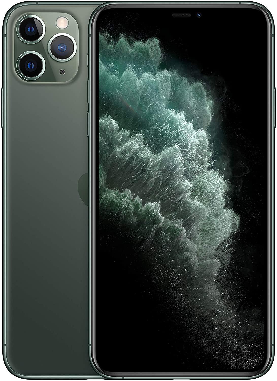 iPhone 11 Pro Max 64GB Nachtgrün Amazon Prime