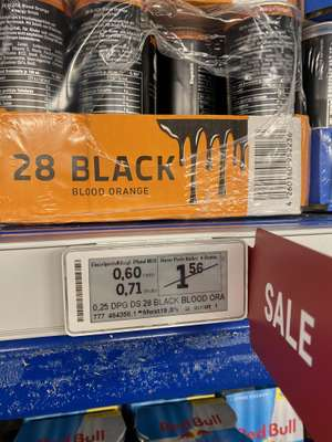 [Lokal Metro Mülheim/Ruhr] 28 Black Blood Orange
