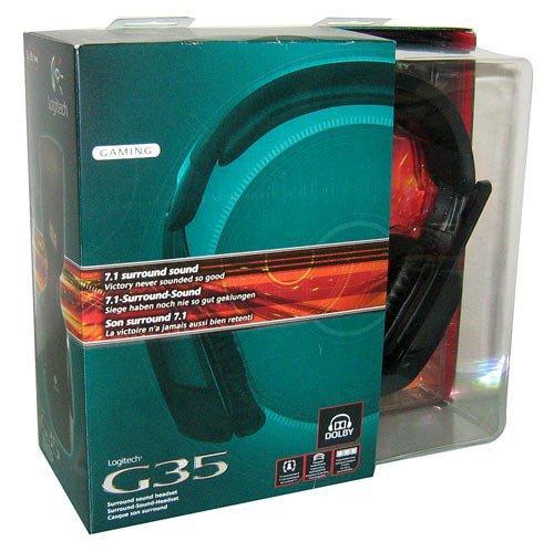 Logitech G35, Gaming Headset, 7.1 Sound  @ Notebooksbilliger