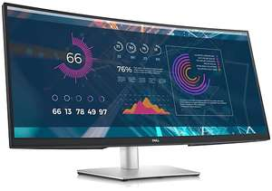 Corporate Benefits: Dell 34-USB-C-Monitor – P3421W [IPS,WQHD,USB-C]