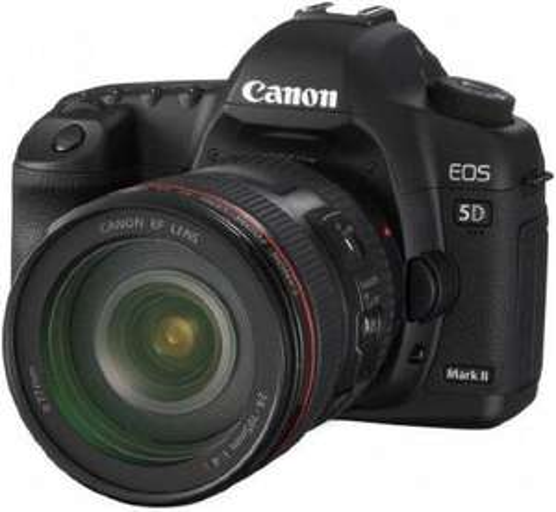 CANON EOS 5D Mark II mit EF 24-105 / 4,0 IS L (gebraucht - wie neu) AMAZON WHD