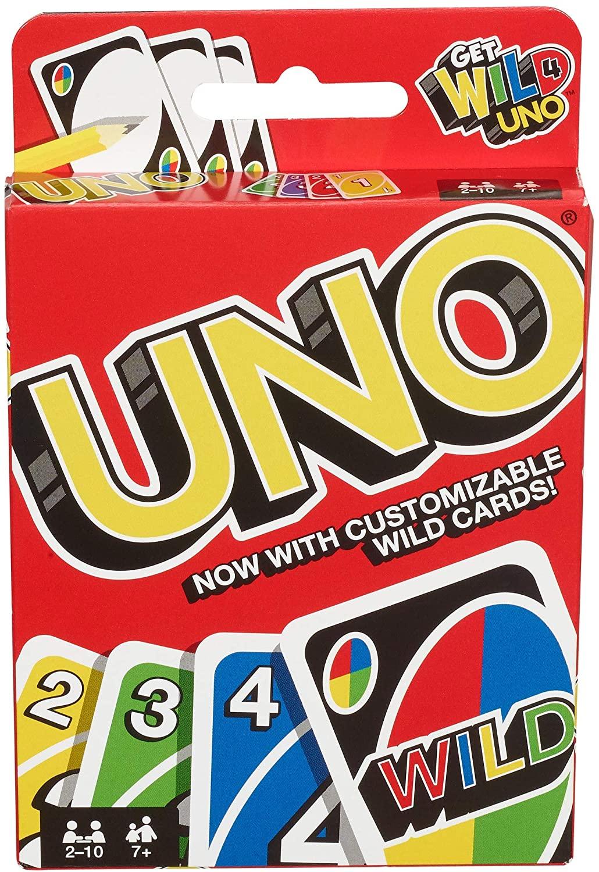 (Amazon Prime) Uno Wild Kartenspiel