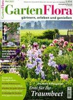 Gartenflora Abo (13 Ausgaben) für 46,60 € mit 45 € BestChoice-Universalgutschein/ 40 € Amazon-Gutschein/Scheck