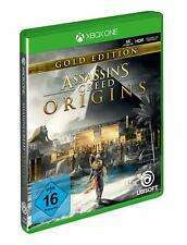 [Xbox One] Assassin's Creed: Origins Gold Edition - 17,99€ inkl. Versand - 14,99€ mit 100 units (Ubisoft Store)