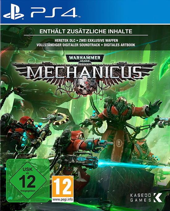 Warhammer 40.000 Mechanicus Ps4 Playstation 4 oder XBox One für 9,99€ + Versand