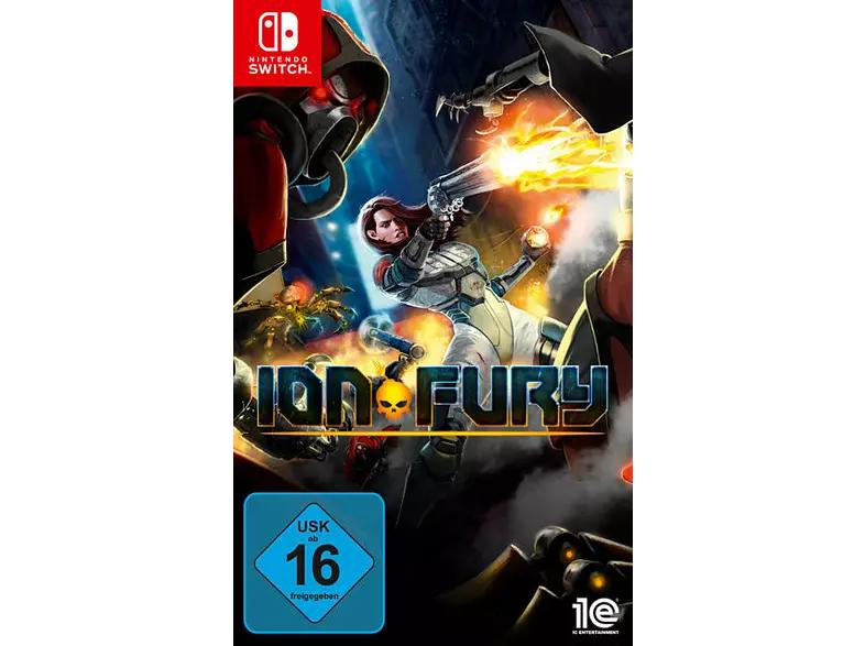 Ion Fury - Nintendo Switch für 16,99€ - PS4 für 12,49€ inkl. Versand