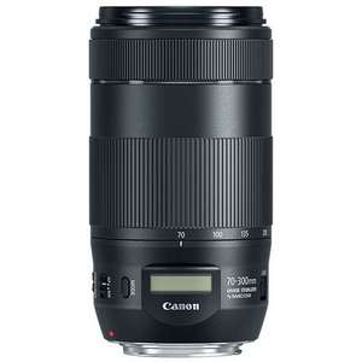 Canon EF 70-300mm f/4-5,6 IS II USM Canon EF