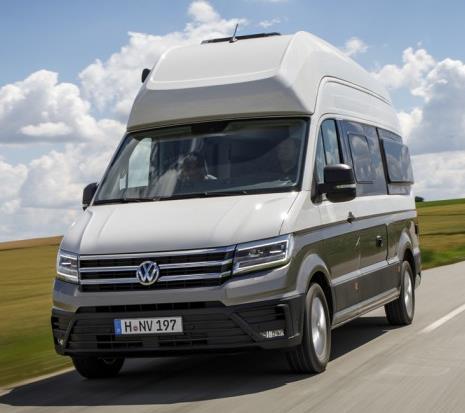 Privatleasing: VW Grand California 600 2.0 TDI / 177PS (konfigurierbar) für 375€ (eff 389€) monatlich / LF:0,62