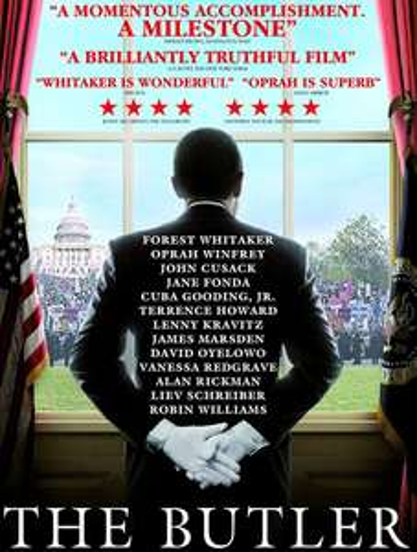 """[Servus TV Mediathek] Starbesetzte Verfilmung """"Der Butler"""" mit Forest Whitaker kostenlos streamen [IMDb 7.2]"""