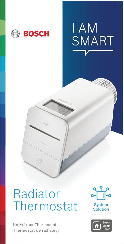 Bosch Smart Home Heizkörperthermostat