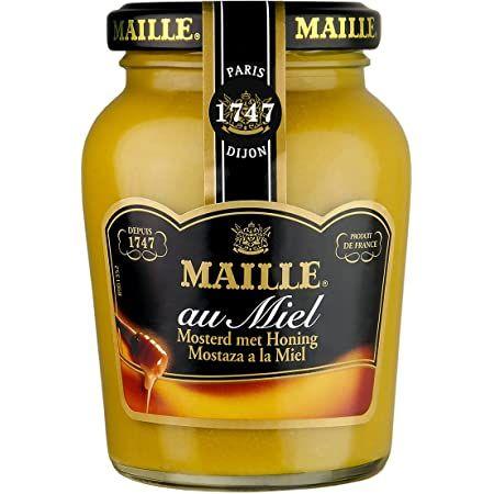[Evtl. Lokal Kaufland Do-Mi] Maille Dijon Miel Senf mit Honig 200 ml im Angebot für 1,99€