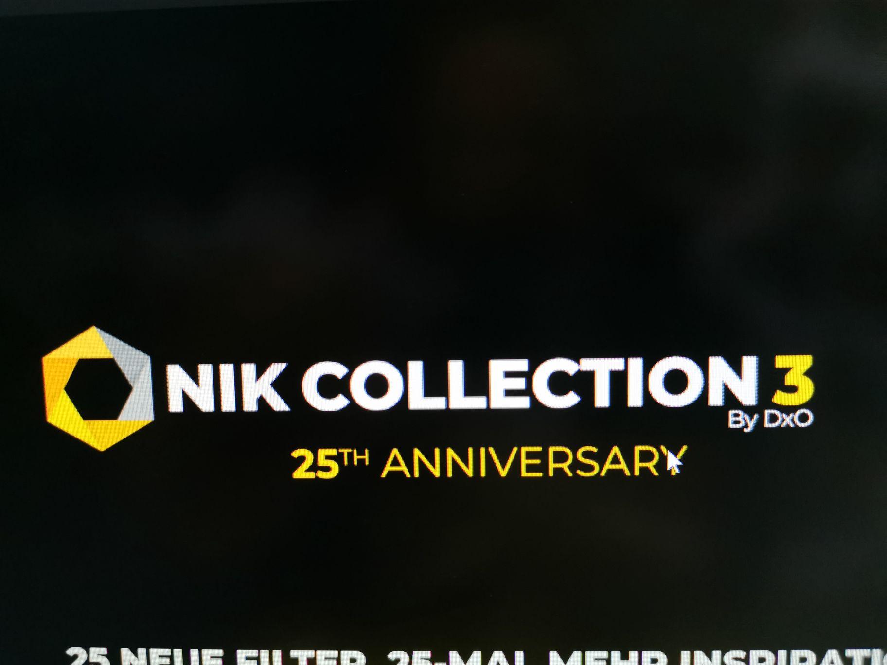 Nik Collection 3 DXO