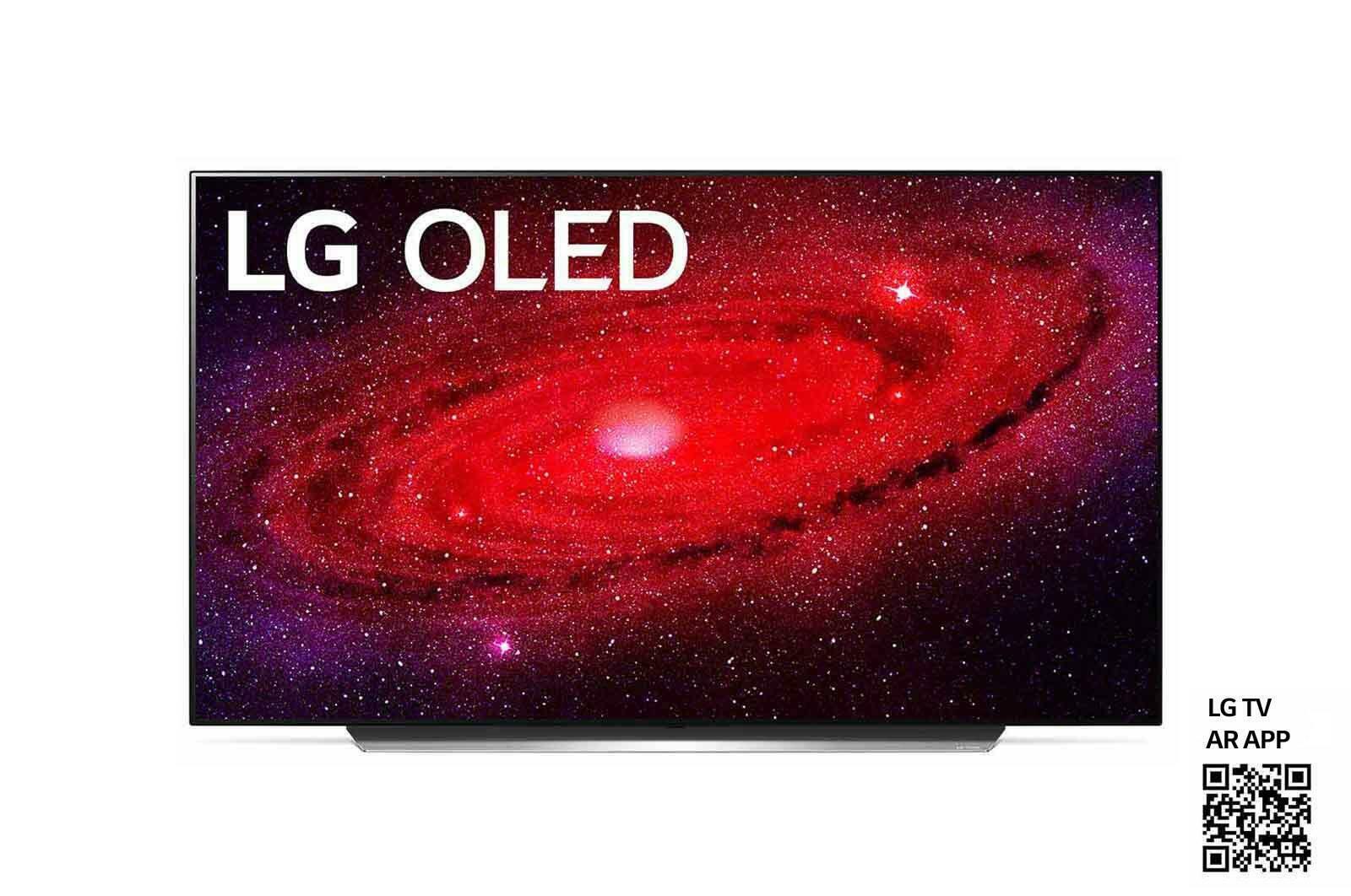 LG OLED55CX8LB 55 Zoll OLED CX 4K TV Fernseher