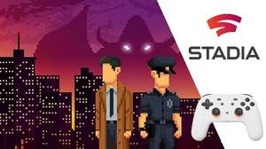 The Darkside Detective: A Fumble in the Dark [Stadia]