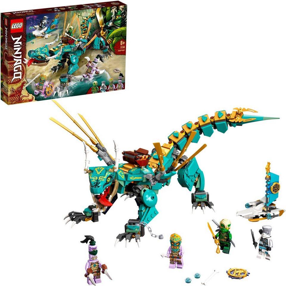 z.B. Dschungeldrache (71746) »LEGO® NINJAGO®« für 14,99€