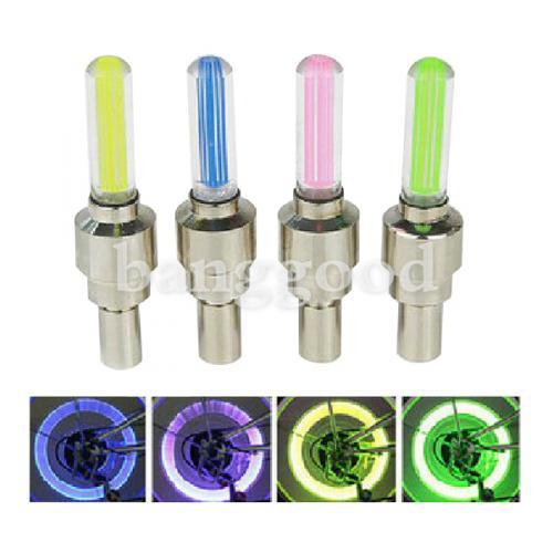 Tron-like LED Licht fürs Fahrrad für 0,23 EUR inkl. Versand
