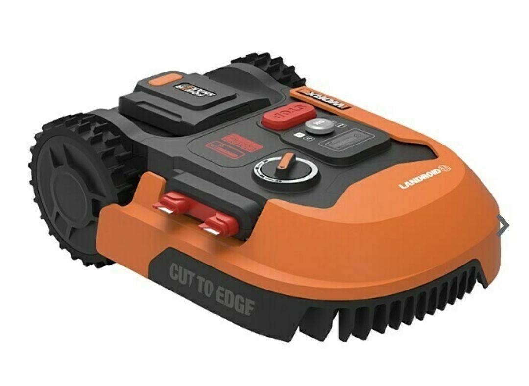 Worx Landroid M500 2.0 bzw. Plus (WR165E) inkl. kostenloser Garage