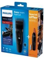Philips HC3510/85 Series 3000 + Nasenhaarentferner Gratis