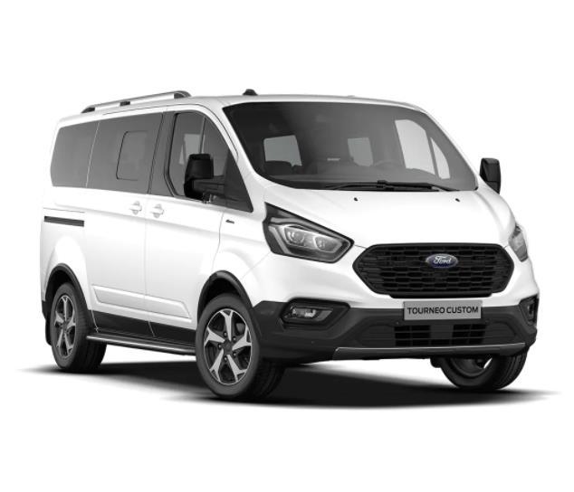 Privatleasing: Ford Tourneo Diesel / 130PS (konfigurierbar) für 238€ (eff 292€) monatlich inkl. Wartung und Verschleiß - LF:0,41