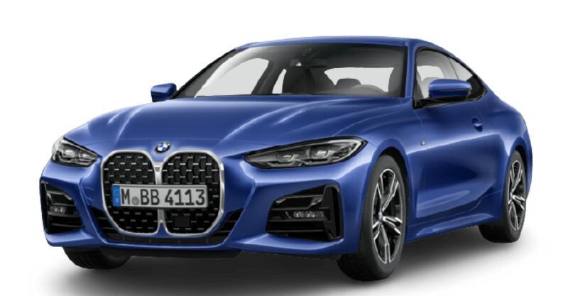 [MeinAuto] Privatleasing - BMW 4er 420i Coupe (neues Modell) - 184 PS - Konfigurierbar - 329€ (eff 345€) - 48/10.000km - LF 0,62 (eff 0,65)