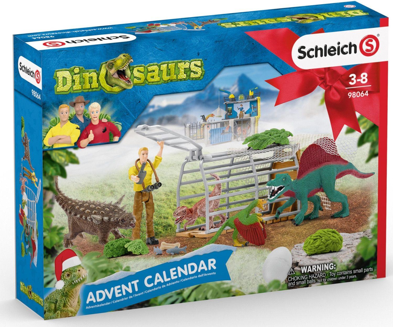 Schleich Dinosaurs Adventskalender 2020 (98064) [Galaxus]