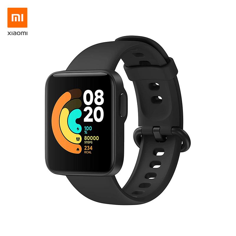Xiaomi Mi Watch Lite - Smartwatch / Fitnesstracker; GPS - Versand aus der EU für 39,99€